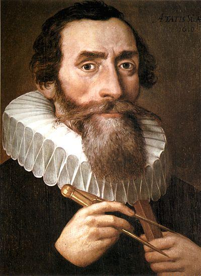 Иоганн Кеплер — немецкий математик, астроном, механик, оптик, первооткрыватель законов движения планет Солнечной системы.